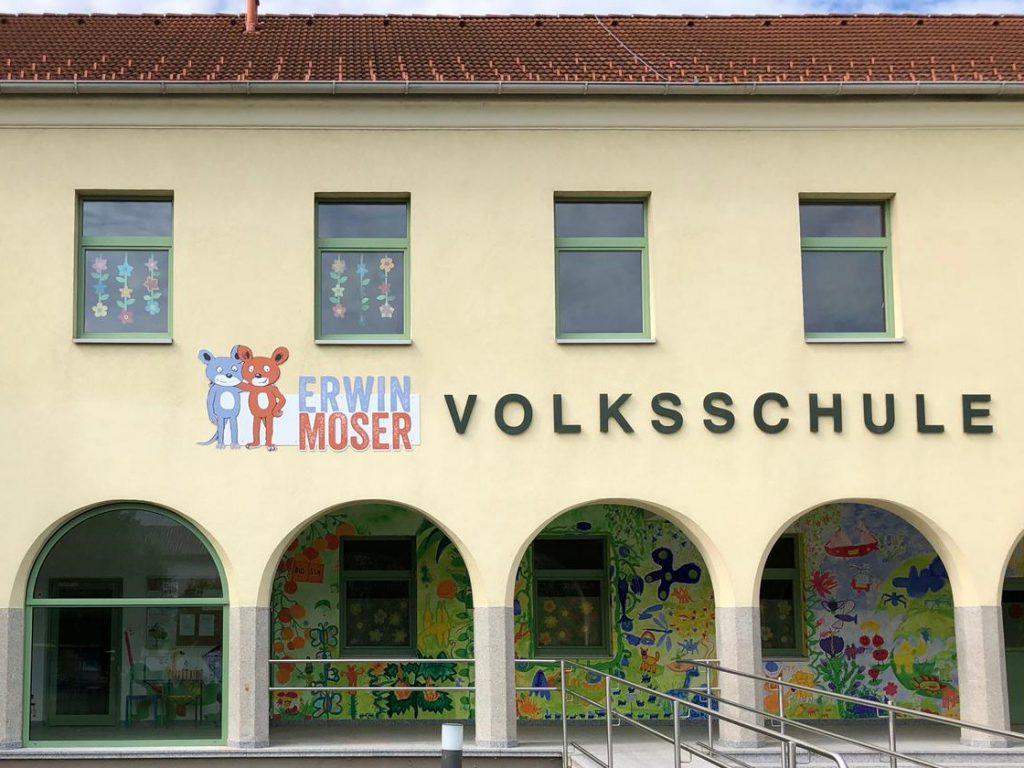 Foto ERWIN MOSER Volksschule